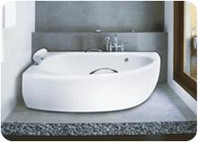 Spheretex Guncore in Tub & Shower Application