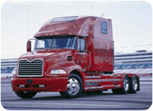 Spheretex Mat IP Application in Semi-Trucks