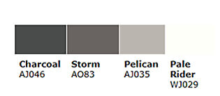 Gel-Coated Laminate Primer Colors